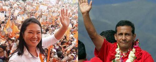 Elecciones Presidente PERU 2011: POR QUIEN VOTAR