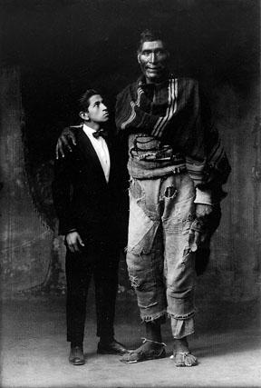 Dos gigantes cusqueños