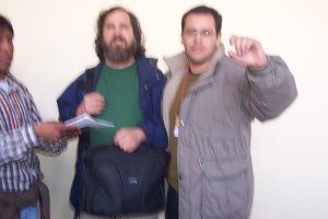 Richard Stallman y yo