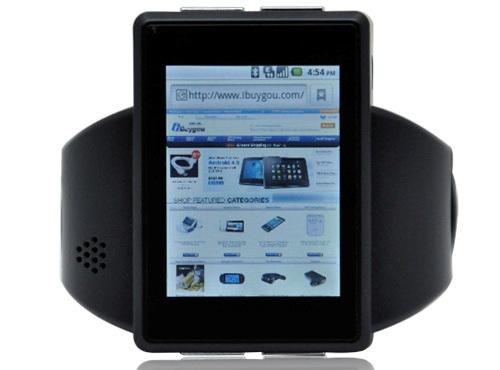 Cambiando de un smartphone a un smartwatch phone
